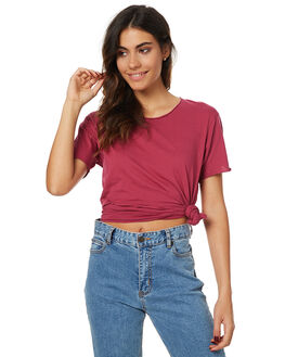 SANGRIA WOMENS CLOTHING SILENT THEORY TEES - SS4083039SANW