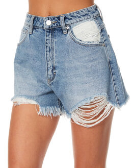 LUV LINES WOMENS CLOTHING A.BRAND SHORTS - 70930-3092