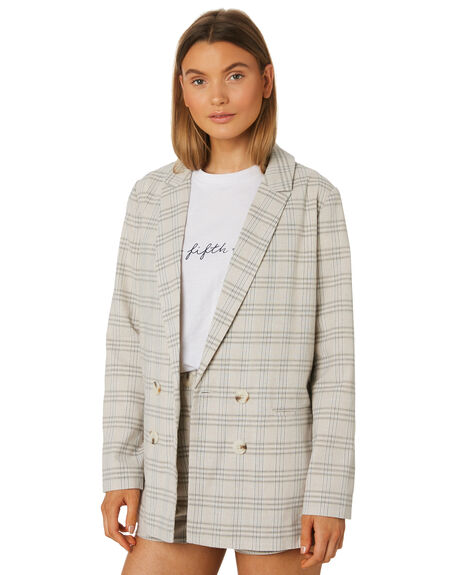 SAND WOMENS CLOTHING THE FIFTH LABEL JACKETS - 40190147-4SAND