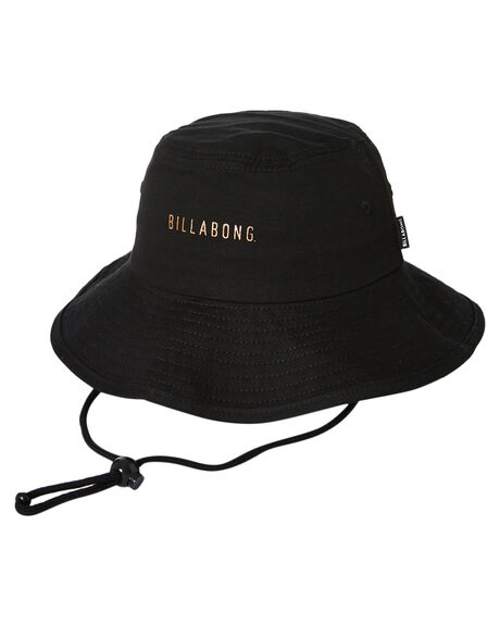 BLACK WOMENS ACCESSORIES BILLABONG HEADWEAR - 6603301ABLK