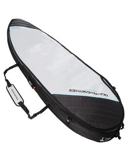 SILVER BOARDSPORTS SURF OCEAN AND EARTH BOARDCOVERS - SCFB26SIL