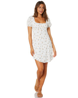 WHITE WOMENS CLOTHING INSIGHT DRESSES - 1000085643WHT