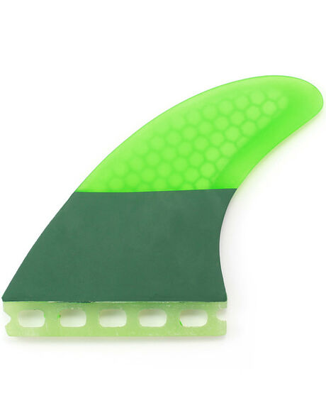 GREEN BOARDSPORTS SURF CAPTAIN FIN CO. FINS - CFF2111501GRN