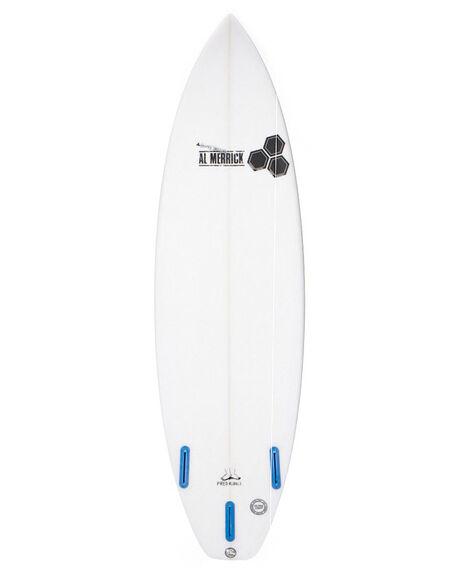 CLEAR SURF SURFBOARDS CHANNEL ISLANDS PERFORMANCE - CIFREDRUB