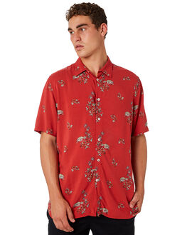 RED VACATION MENS CLOTHING BARNEY COOLS SHIRTS - 304-CR4REDVC