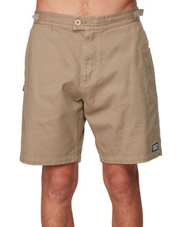 KHAKI MENS CLOTHING BILLABONG SHORTS - BB-9507720M-KHA