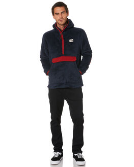 URBAN NAVY MENS CLOTHING THE NORTH FACE JUMPERS - NF0A3YRSRGJ