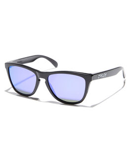 MATTE BLACK MENS ACCESSORIES OAKLEY SUNGLASSES - 24-298MBLK