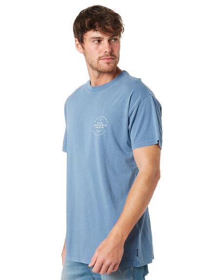BLUE SLATE MENS CLOTHING BILLABONG TEES - 9582100MBLSLT