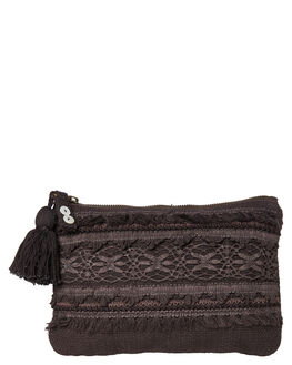 CHARCOAL WOMENS ACCESSORIES TIGERLILY PURSES + WALLETS - T491970CHR