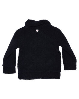 NAVY KIDS GIRLS EVES SISTER JUMPERS + JACKETS - 8054052NAVY