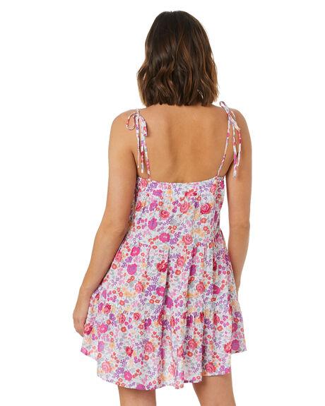 FLEUR WOMENS CLOTHING THE HIDDEN WAY DRESSES - H8222459FLR