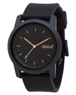 BLACK WOMENS ACCESSORIES RIP CURL WATCHES - A2966G0090
