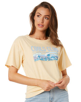 SUN WOMENS CLOTHING COOLS CLUB TEES - 111-CW4SUN