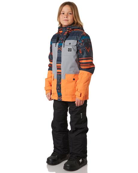 TRUE BLACK BOARDSPORTS SNOW ELUDE BOYS - W19EBOP4102TBL