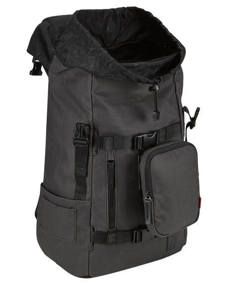 BLACK MENS ACCESSORIES NIXON BAGS + BACKPACKS - C2950000