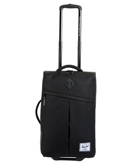 BLACK MENS ACCESSORIES HERSCHEL SUPPLY CO BAGS - 10041-00001-OSBLK