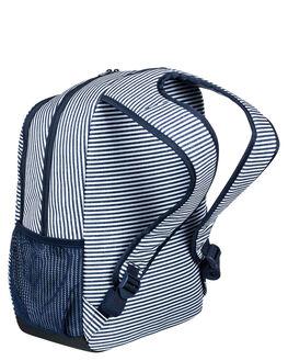 DRESS BLUE STRIPE KIDS GIRLS ROXY BAGS + BACKPACKS - ERJBP03790BTK4