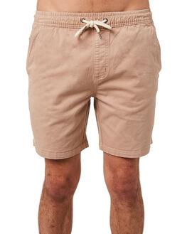 COFFEE MENS CLOTHING ACADEMY BRAND SHORTS - 19S602COF