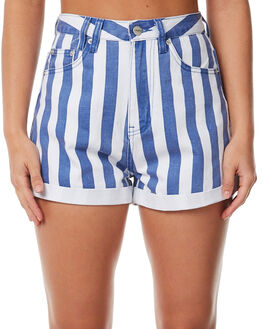 MULTI WOMENS CLOTHING INSIGHT SHORTS - 5000002687MUL