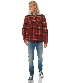 RUBY MENS CLOTHING NUDIE JEANS CO JACKETS - 160505C10