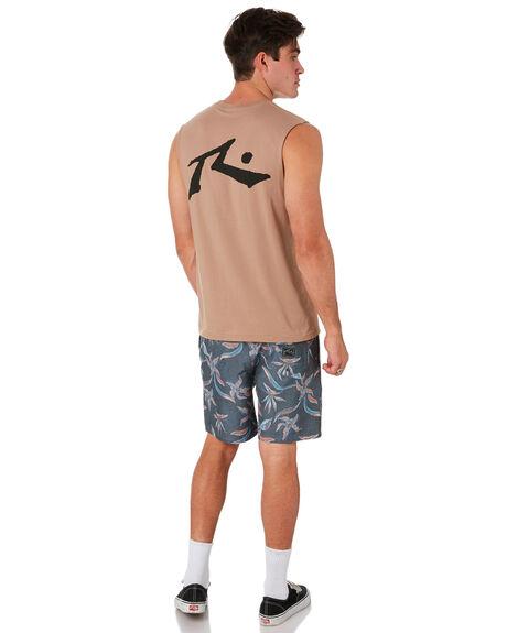 LATTE MENS CLOTHING RUSTY SINGLETS - MSM0230LAT