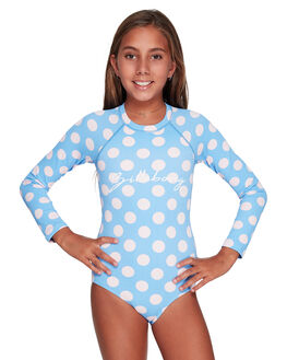 BLUE KIDS GIRLS BILLABONG SWIMWEAR - BB-5792003-BLU