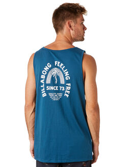 DARK ROYAL MENS CLOTHING BILLABONG SINGLETS - 9595502DKRYL