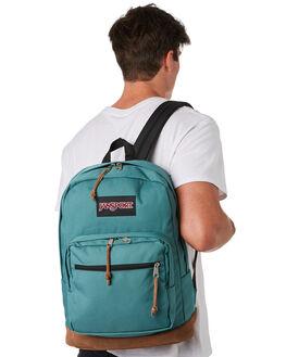 BLUE SPRUCE MENS ACCESSORIES JANSPORT BAGS + BACKPACKS - JSTYP7-JS5F8