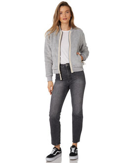 DRIFTER GREY WOMENS CLOTHING PATAGONIA JACKETS - 25240DFTG