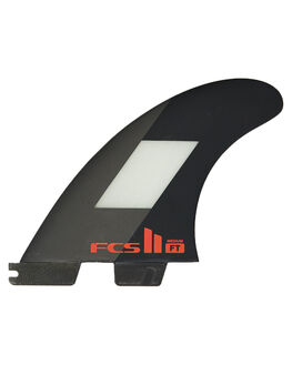 BLACK BOARDSPORTS SURF FCS FINS - FFTM-PC03-TS-RBLK
