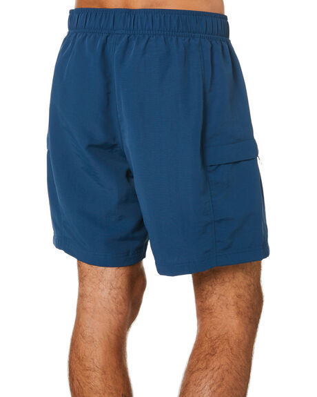 BLUE WING TEAL MENS CLOTHING THE NORTH FACE SHORTS - NF0A48TLBLWTE