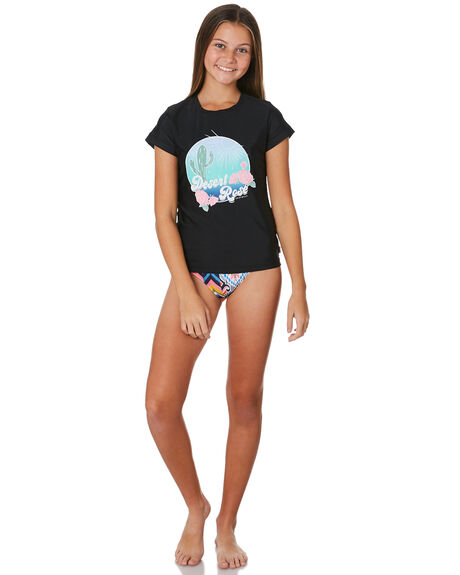 BLACK OUTLET KIDS SEAFOLLY CLOTHING - 27042-106BLK