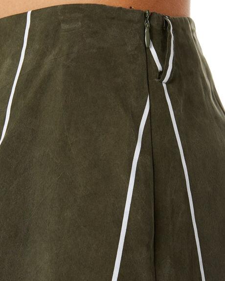 PENNY STRIPE WOMENS CLOTHING SANCIA SKIRTS - 878A_PENN