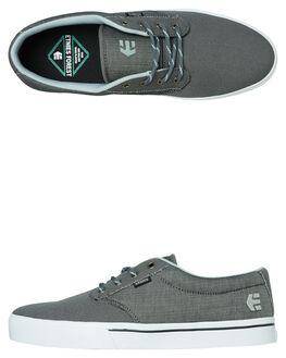 GREY MENS FOOTWEAR ETNIES SKATE SHOES - 4101000323378