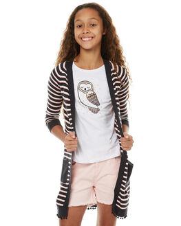 MULTICOLOURED KIDS GIRLS EVES SISTER JUMPERS - 9990047MUL