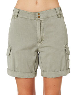 MOSS OUTLET WOMENS SWELL SHORTS - S8184232MOSS