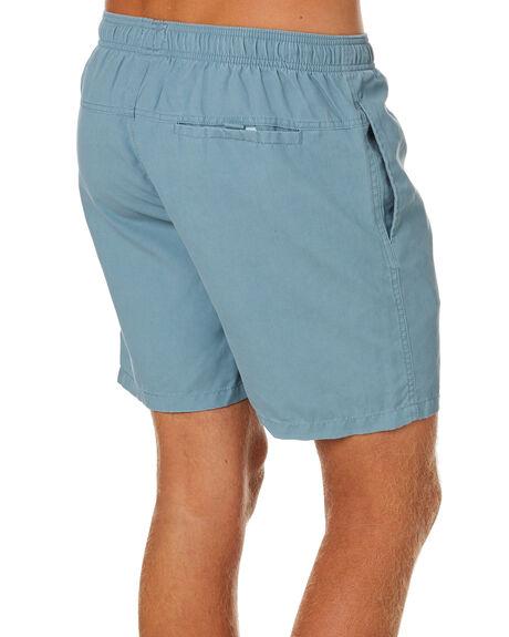 DUSTY BLUE MENS CLOTHING RIP CURL BOARDSHORTS - CBOBK93458