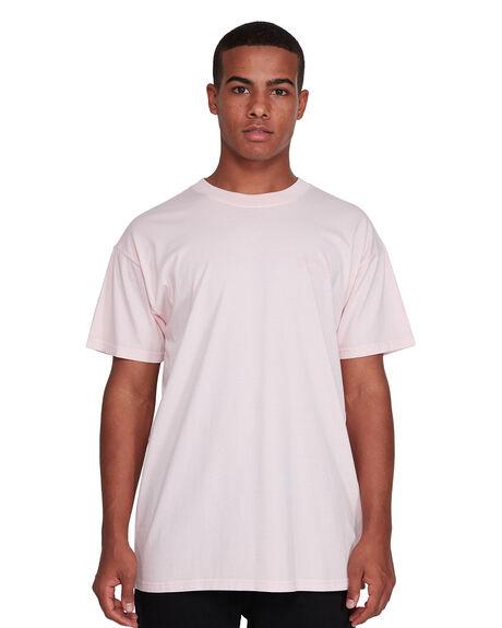 LIGHT PINK MENS CLOTHING BILLABONG TEES - BB-9503029-L29