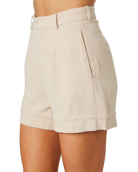 SAND OUTLET WOMENS SWELL SHORTS - S8202237SAND