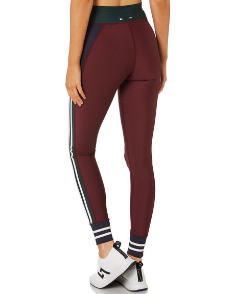 RED WOMENS CLOTHING THE UPSIDE ACTIVEWEAR - USW121088RED