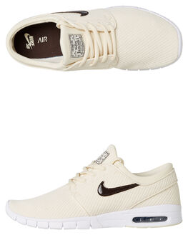 LIGHT CREAM MENS FOOTWEAR NIKE SNEAKERS - SS631303-202M
