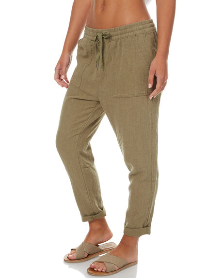 SAGE WOMENS CLOTHING RUSTY PANTS - PAL0994SGE