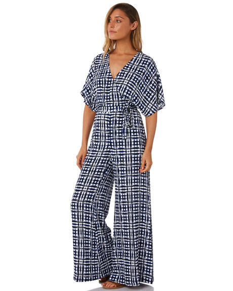 INDIGO WOMENS CLOTHING TIGERLILY PLAYSUITS + OVERALLS - T381439IND