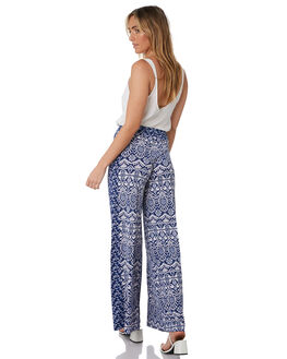 INDIGO WOMENS CLOTHING TIGERLILY PANTS - T305388IND