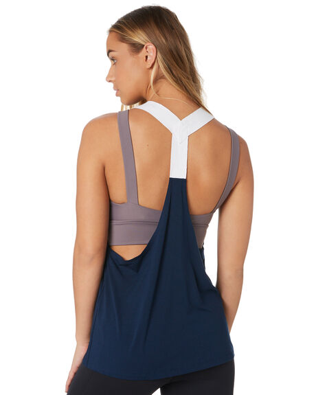 NAVY WHITE OUTLET WOMENS ARCAA MOVEMENT ACTIVEWEAR - 1A027-2NVWT