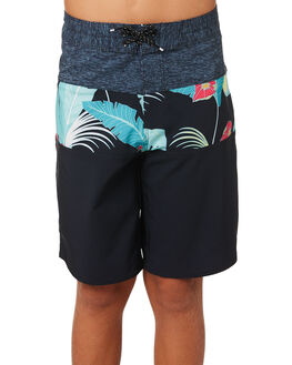 BLACK KIDS BOYS BILLABONG BOARDSHORTS - 8595406BLK