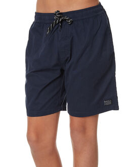 NAVY KIDS BOYS SWELL SHORTS - S3164231NVY