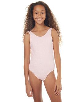 RETRO PINK KIDS GIRLS BILLABONG SWIMWEAR - 5572550RE1