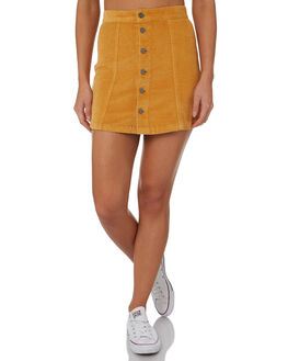 AMBER WOMENS CLOTHING AFENDS SKIRTS - 52-03-053AMB